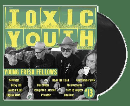 Toxic (Green Vinyl) Rsd - Young Fresh Fellows (LP)