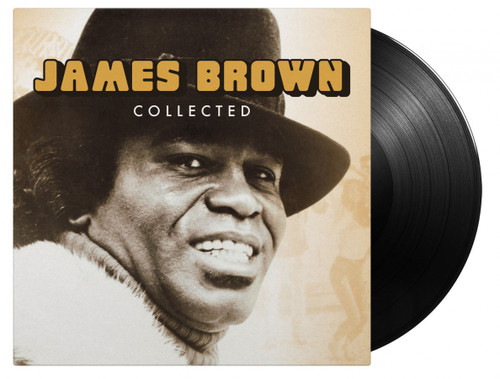 Collected 2lp  - James Brown (LP)