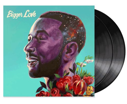 Bigger Love 2lp - John Legend (LP)