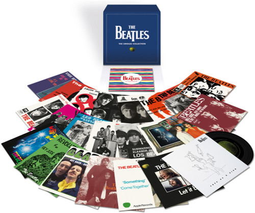 "The Beatles Singles Collection (23x7"" Boxset)  - The Beatles   (7 Inch Vinyl)"