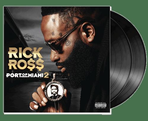 Port Of Miami 2 (2lp Translucent Gold Swirl) - Rick Ross (LP)