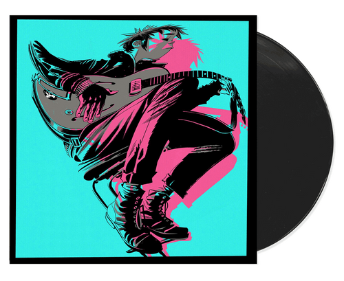 The Now Now - Gorillaz (LP)