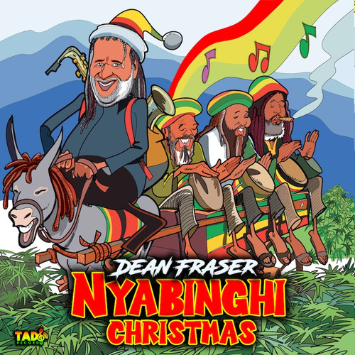 Nyabinghi Christmas - Dean Fraser