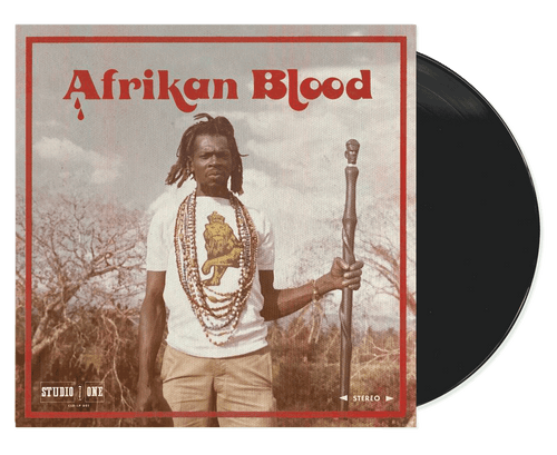 Afrikan Blood - Various Artist (LP)