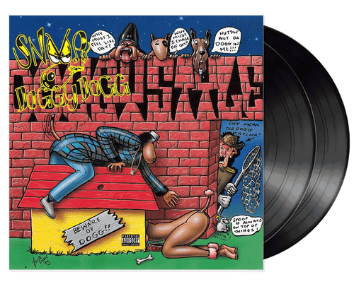 Doggystyle (2lp Picture Disc) - Snoop Doggy Dogg (LP)