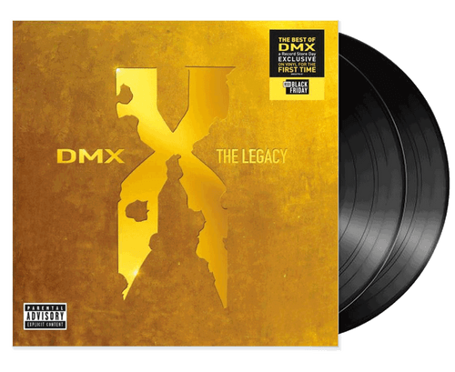 Best Of Dmx (2lp)  - Dmx (LP)
