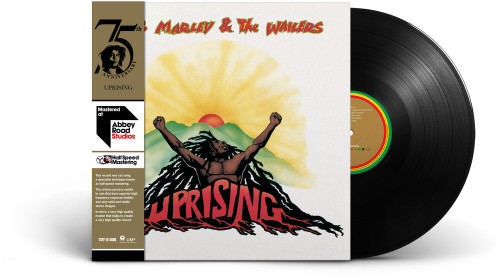 Uprising (Half-speed Lp) - Bob Marley & The Wailers (LP)