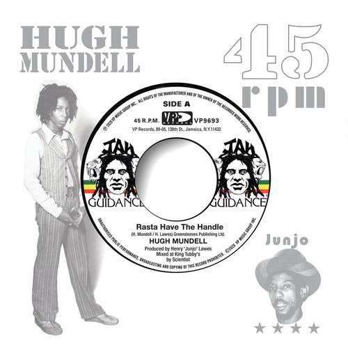 Rasta Hold The Handle - Hugh Mundell (7 Inch Vinyl)