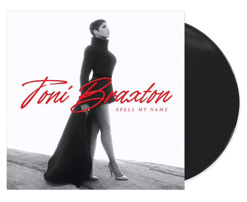 Spell My Name - Toni Braxton (LP)