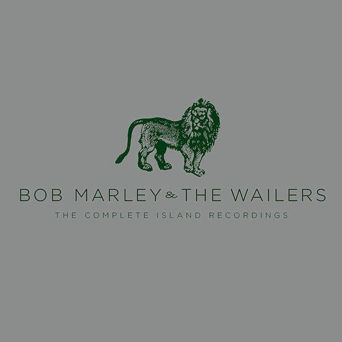 Complete Island Collection (11-cd Box Set) - Bob Marley & The Wailers