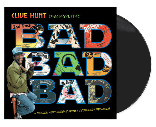 Bad Bad Bad - Various Artists (LP)