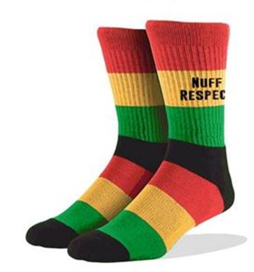Nuff Respect - Socks