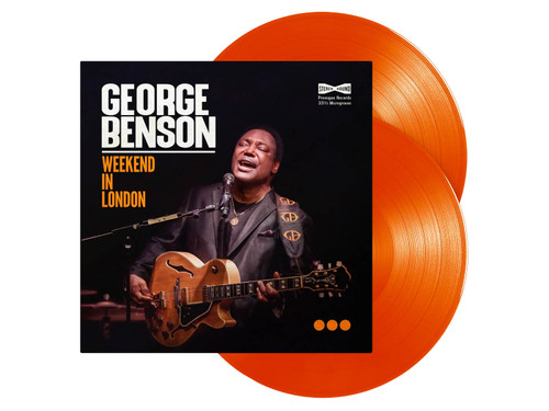 Weekend In London (2lp) Ltd Orange Vinyl - George Benson (LP)