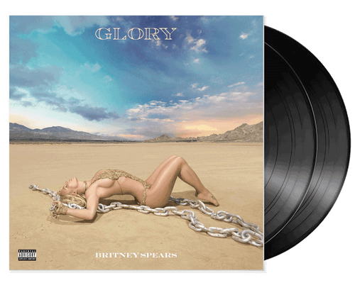 Glory Deluxe Ltd Edition (2lp) - Britney Spears (LP)