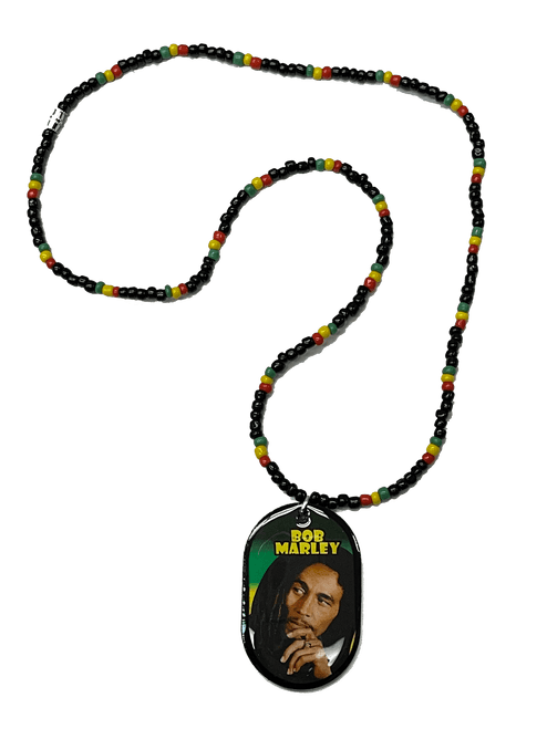 Rasta Necklace  - Legend