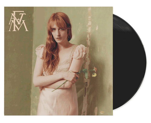 High As Hope - Florence & The Machine  (LP)