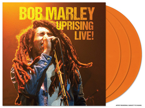 Uprising Live! Limited 75th Anniversary 3lp - Bob Marley (LP)