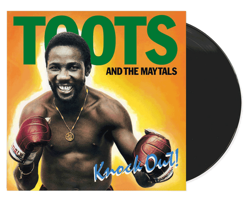 Knock Out! - Toots And The Maytals (LP)
