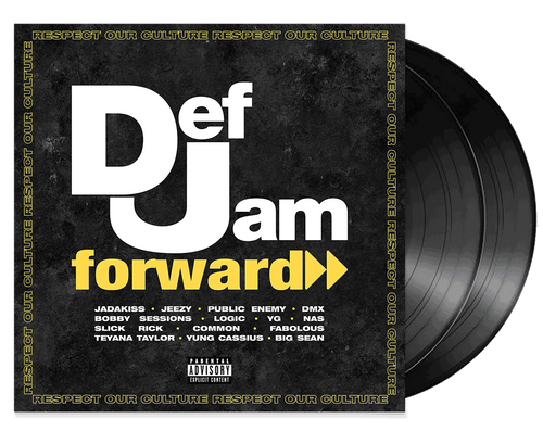 Def Jam Forward - Various Artists (2LP)