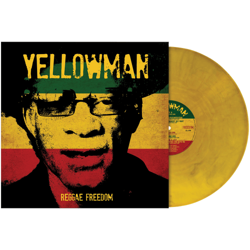 Reggae Freedom - Yellowman (LP)