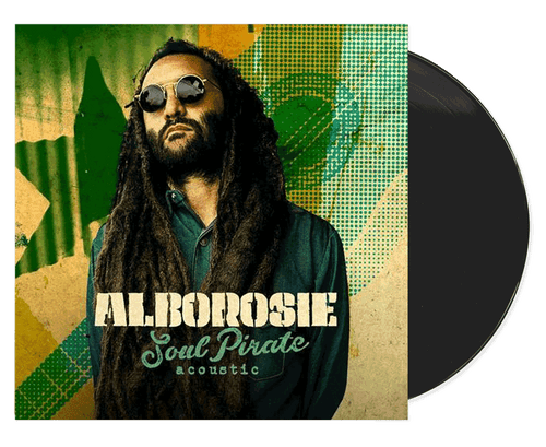 Soul Pirate Acoustic  - Alborosie (LP)