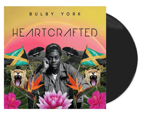 Heartcrafted - Bulby York (LP)