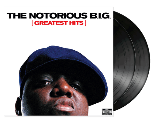 Greatest Hits Notorious B.i.g. (2lp) - Notorious Big (LP)