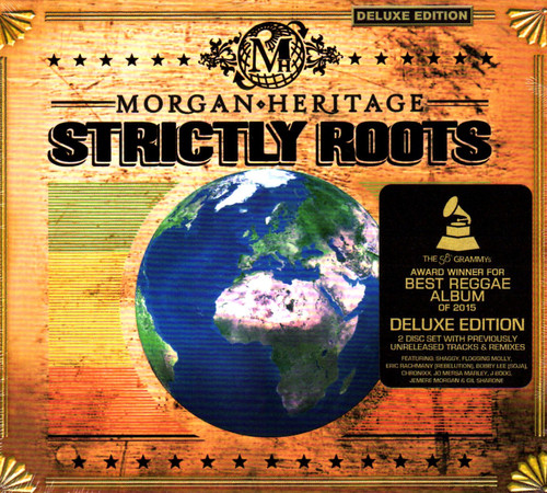 Strictly Roots Deluxe Edition - (2CD) - Morgan Heritage