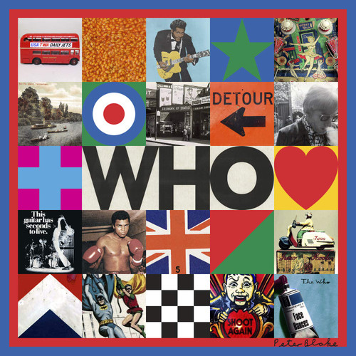 "Who (Limited Edition 7"" Boxset) - The Who (7 Inch Vinyl)"