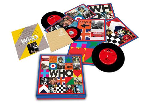 Who - The Who (7 Inch Vinyl Box Set)