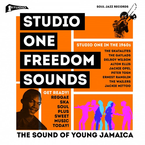 Studio One Freedom Sounds  - Various Artists