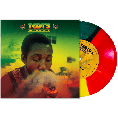 "Pressure Drop 7"" (Limited Tri-color Vinyl) - Toots & The Maytals (7 Inch Vinyl)"
