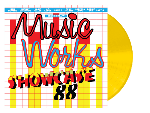 Music Works Showcase 88 (Limited Color Vinyl) - Various Artists (LP)