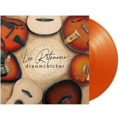 Dreamcatcher (Ltd Edition Orange Vinyl) - Lee Ritenour (LP)