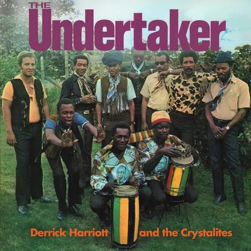 The Undertaker (2cd) - Derrick Harriott & The Crystalites