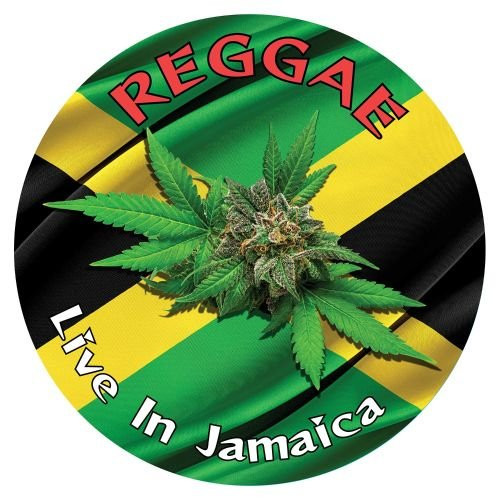 Reggae: Live In Jamaica (Picture Vinyl) - Various Artists (LP)