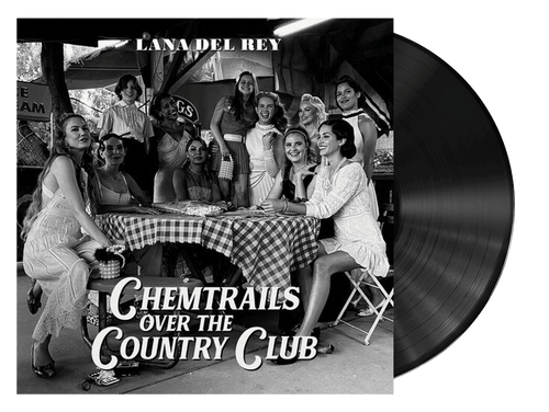 Chemtrails Over The Country Club - Lana Del Rey (LP)
