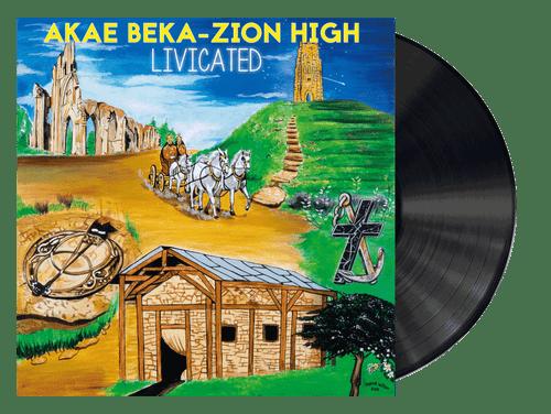 Livicated - Akae Beka (LP)