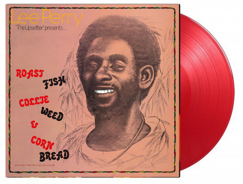 Roast Fish & Cornbread (Rsd Limited Red Vinyl) - Lee Perry (LP)