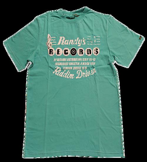 Randy's Remix T-shirt  - Men