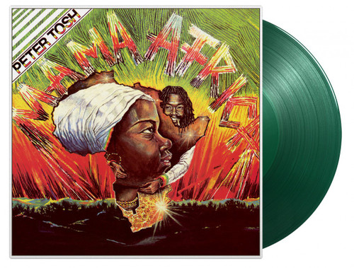Mama Africa (Limited Translucent Green Vinyl) - Peter Tosh (LP)