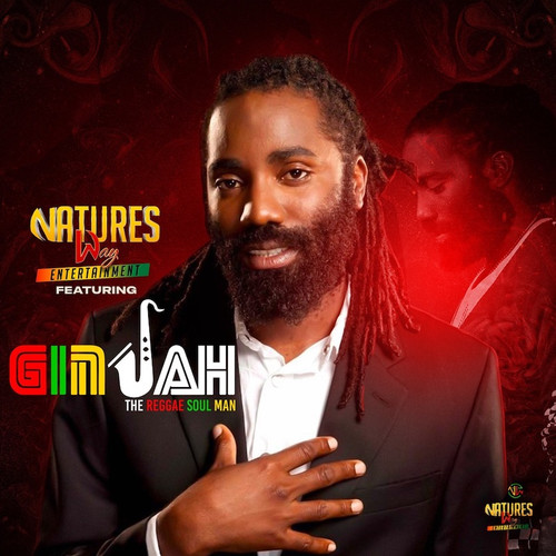 The Reggae Soul Man - Ginjah
