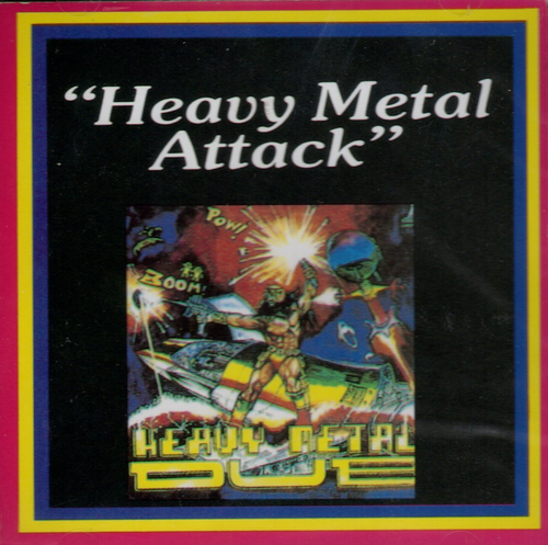 Heavy Metal Attack - Various Artists