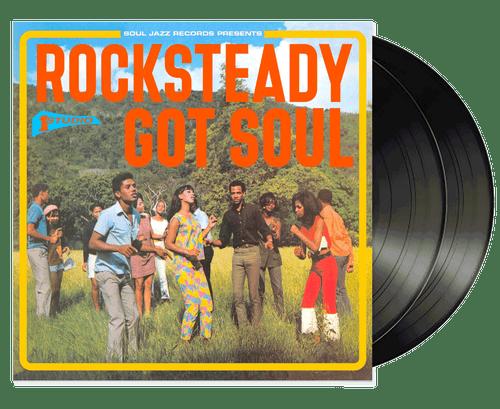 Rocksteady Got Soul (2lp) - Various Artists (LP)
