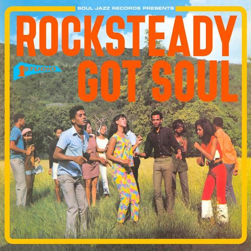 Rocksteady Got Soul  - Various Artists