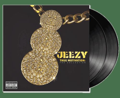 Thug Motivation: The Collection (2 LP) - Jeezy (LP)
