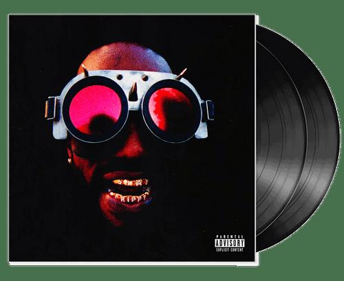 The Hustle Continues (2 LP) - Juicy J (LP)