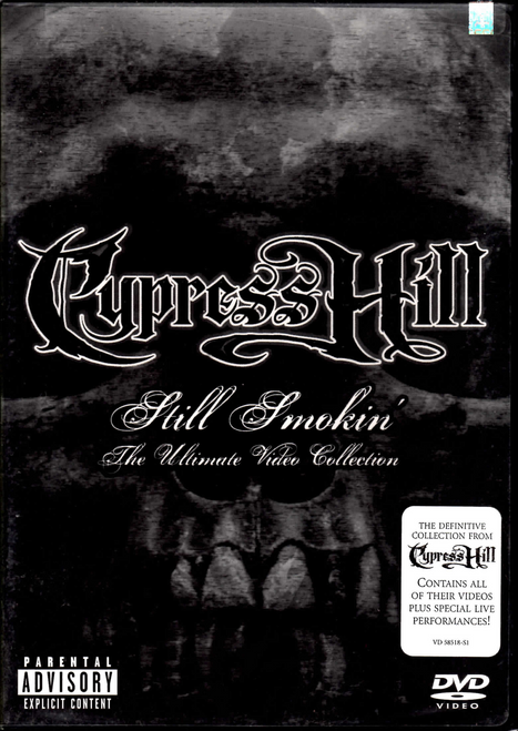 Still Smokin(The Ultimate Video Collection) - Cypress Hill (DVD)