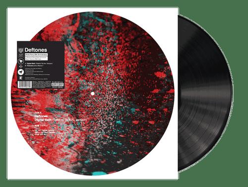 Digital Bath / Feiticira - Deftones (12 Inch Vinyl)