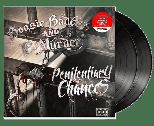 Penitentiary Chances (2lp) - C-murder / Boosie Badazz (LP)